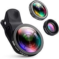 Criacr 3-in-1 Phone Camera Lens Clip