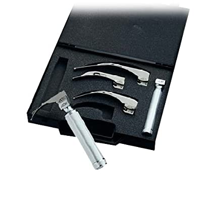 ADC 4079 Standard Macintosh Laryngoscope Set