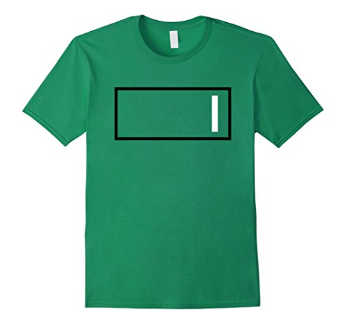 Price Is Right Costume Diy (Mens Game Show Halloween Group Costume T-Shirts $1 XL Kelly Green)