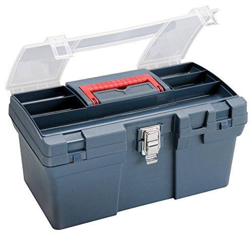 Heritage Arts HPB1610 Medium Art Blue Tool Box