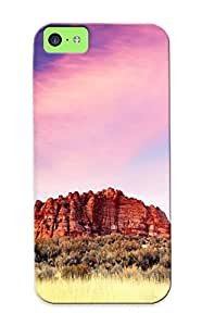 Awesome Jnzile-4886-olmaley Exultantor Defender Tpu Hard Case Cover For Iphone 5c- Zion National Park
