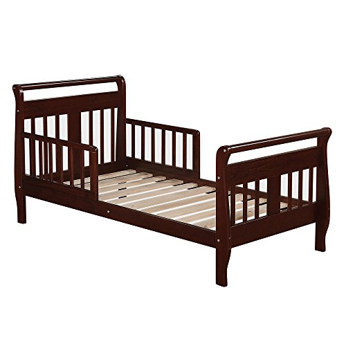 Baby Relax Burton, Espresso (Espresso Sleigh Crib)