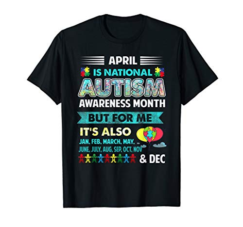 (April is National Autism Awareness Month)