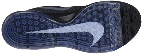 Nike Heren All Out Laag Loopschoenen Zwart / Donker Grijs / Antraciet