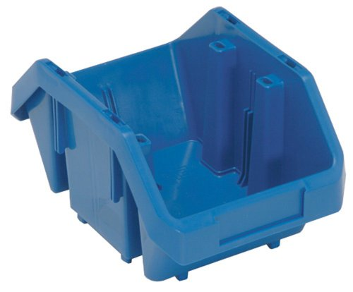 Quick Pick Double Sided Bin - Quantum Storage Systems QP965BL Quick Pick Bins 9-1/2-Inch by 6-5/8-Inch by 5-Inch, Blue, 20-Pack