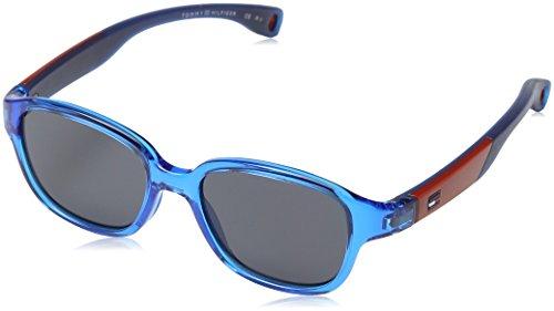 Sol 1499 Tommy S 43 Azure TH Unisex Gafas Hilfiger Adulto de IR 0qqHOBw