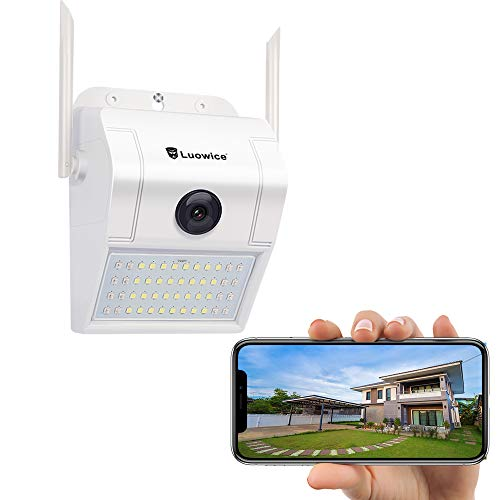 Outdoor Security Light Wireless in US - 5