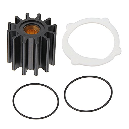 CarBole Johnson Pump 09-812B-1 Impeller (Johnson Engine Cooling Pump)