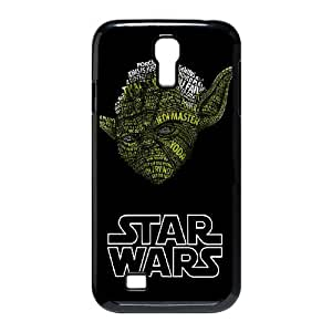 HXYHTY Customized Star War Pattern Protective Case Cover Skin for Samsung Galaxy S4 I9500