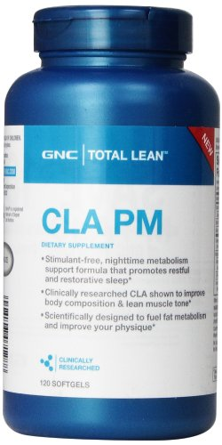 GNC Total Lean CLA PM 120 Softgels by GNC (Image #5)