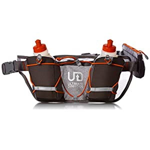Ultimate Direction Jurek Endure Waist Pack, One Size, Grey/Black