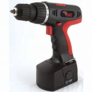 """Western Hawk 18 V 3/8"""" Cordless Drill (includes Battery / Charger)"""