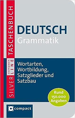 Satzbau deutsch
