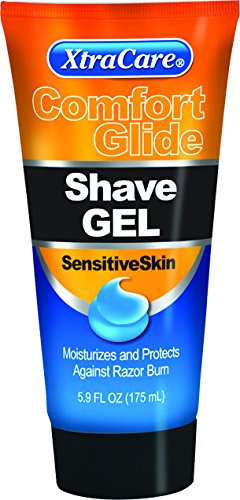 XtraCare Sensitive Shave Gel Tube 5.9 oz. ()