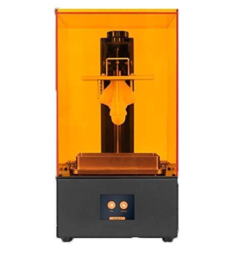 DDL 5day Orange 30 SLA 3D Printer with High Precision 2K LCD 3D Printer kit with Resin Matrix LED Full Metal Body 3D Print (Color : Orange30 0.5L Resin) (Color : Orange30)