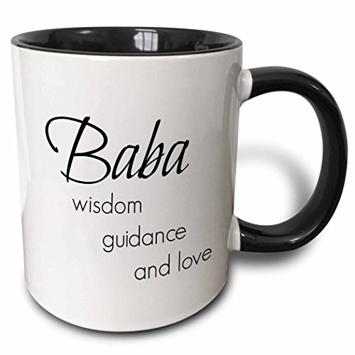 3dRose 253718_4 Baba wisdom, guidance, love Ceramic for sale  Delivered anywhere in USA