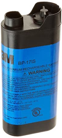 Amazon Com 3m Intrinsically Safe Nicd Battery Pack Bp 17is For