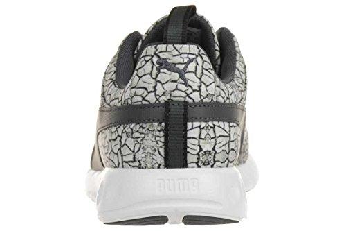 Puma Carson Runner Earth Men's Trainers Sneaker fitness 188906 01 Dark Shadow-Black
