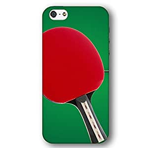Sports Ping Pong Paddle For Ipod Touch 5 Case Cover lim Phone Case