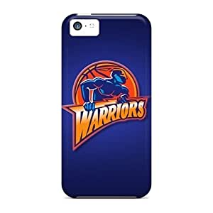 Iphone 5c BYz7072nyrL Custom High-definition Golden State Warriors Series Shockproof Hard Cell-phone Cases -RudyPugh