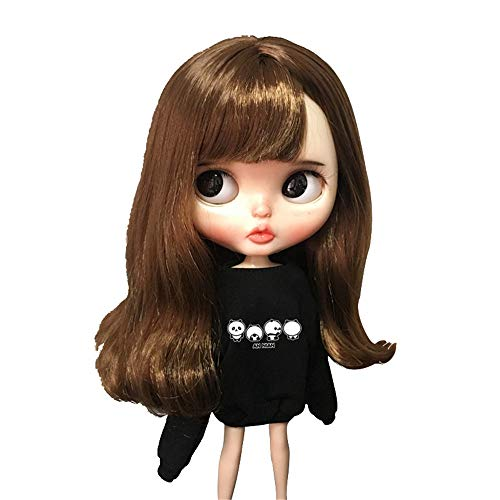 Doublewood Original Design Doll Clothes Cute Long Sleeves