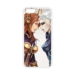 iphone6 plus 5.5 inch phone case White Leona LSD4496521