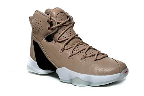huge discount 72edc 8d071 NIKE Lebron XIII Elite LB Mens Hi Top Basketball Trainers 876805 Sneakers  Shoes (US 10, Linen Multi 299)