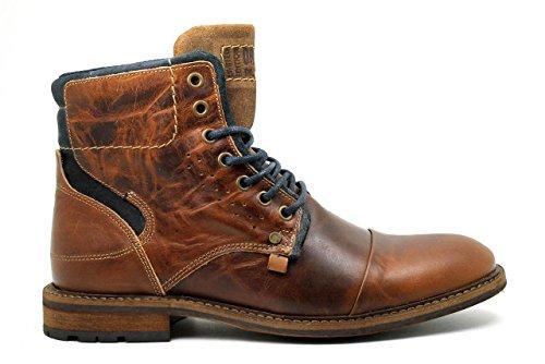 BULLBOXER 710k85483 - Botas para hombre marrón