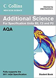 Collins New GCSE Science - Additional Science Student Book: AQA