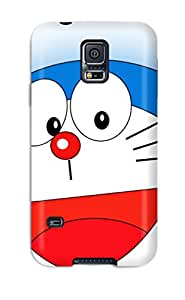 Hot Galaxy S5 Case Cover Skin : Premium High Quality Doraemon Case 7999545K34157626
