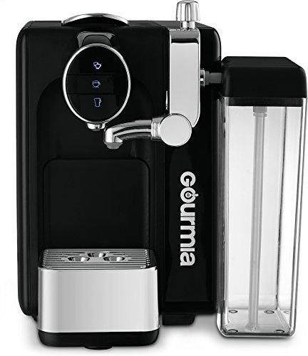 Gourmia 1 Touch Automatic Espresso Cappuccino Amp Latte
