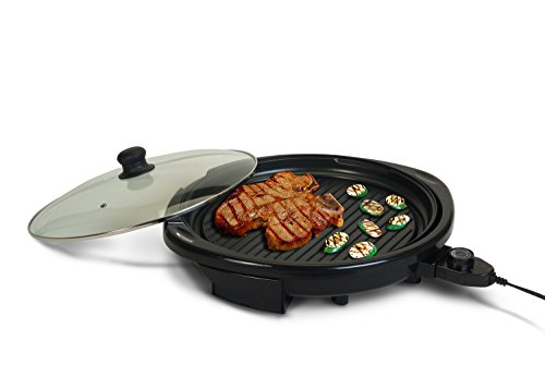 Elite Gourmet EMG-980B Indoor Grill, Black by Maxi-Matic (Image #7)