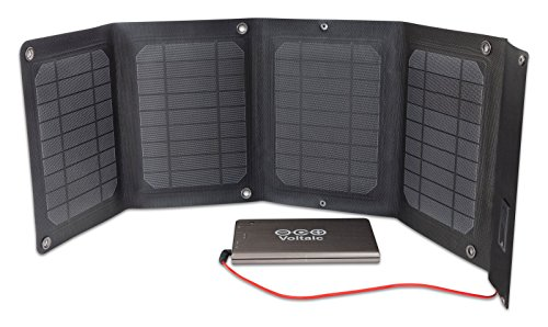 Voltaic Systems - Arc 20 Watt Solar Laptop Charger Kit with Backup Battery Pack | Powers Laptops, Phones & USB Devices | Solar Charge your Laptop Anywhere by Voltaic Systems (Image #8)