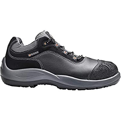 Base, Mens, B118-S3 T-37, Black, 37: Sports & Outdoors