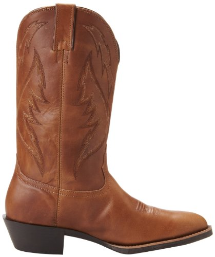 Nocona Boots Men's Competitor Boot,Sable Leather,9 D US
