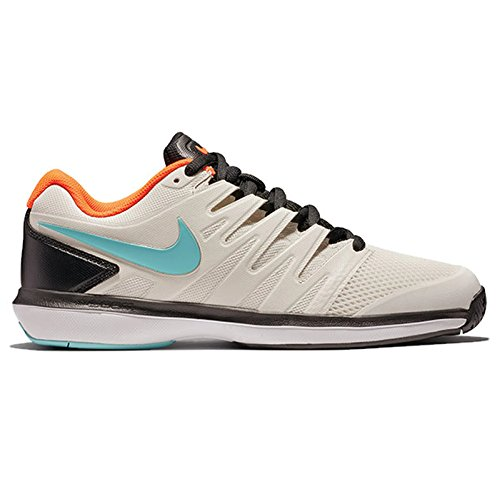 Nike Heren Air Zoom Prestige Tennisschoenen Phantom / Gebleekt Aqua / Wit