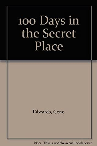 book cover of 100 Days in the Secret Place, Volume 2