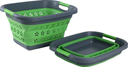 Roaming Cooking Collapsible Laundry Basket