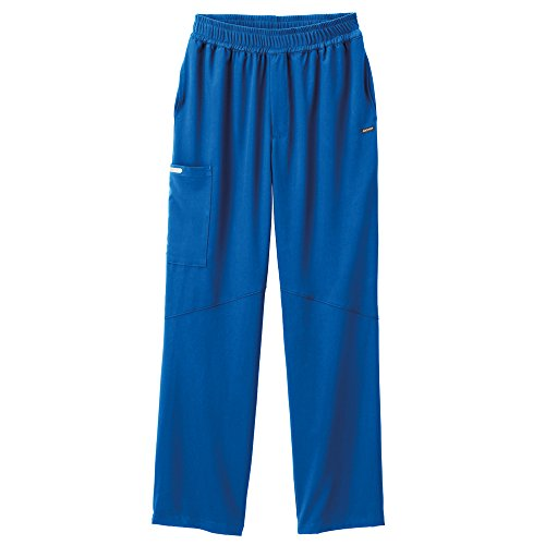 - Jockey Classic Fit Men's Mesh Waistband Scrub Pant Royal Blue XX-Large