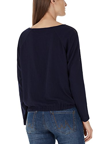 Blue Mujer Marc Sports space Mehrfarbig Blusa 393 Para Cain Fw0Sw4