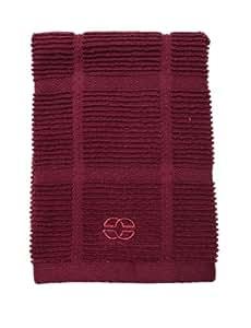 Calphalon Textiles Terry Dish Cloth, Currant
