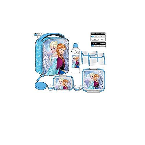 Disney Frozen Elsa Anna New Classic Design Exclusive Kids Lunch Box Set 7 - Outlet Cheap Burberry