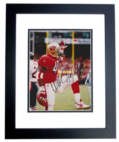 7a339ac24 William Floyd Signed - Autographed San Francisco 49ers 8x10 inch ...