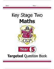 KS2 Maths Targeted Question Book - Year 5 (CGP KS2 Maths)