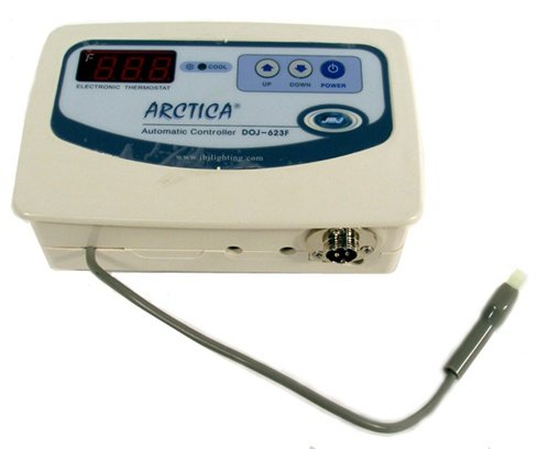 JBJ Arctica 230V Commercial Series Controller for 2HP & 3HP [Misc.] ()