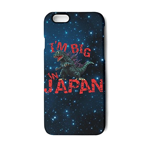 Iphone Case godzilla i'm big in japan funny Slim Flexible Soft Silicone Bumper Shockproof Case For Iphone 6,Iphone 6s