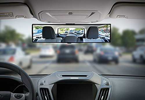 Sharper Image Panoramic Rearview Mirror from Sharper Image