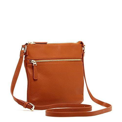 b098009d4eaf SUSU Brown Crossbody Purses Conagc Leather Bags For Women Designer ...