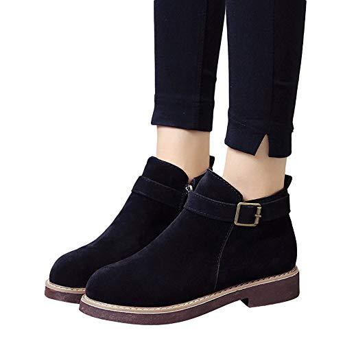 Couleur Femmes Bottes Chaussures De Callaghan Lacets Daim Alikeey Unie Martin Snipe Cheville Bracelet Lacoste Boucle En Pour Noires Sandales Snvt7Fq