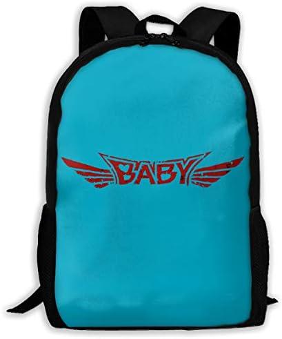 ベビーメタル Babymetal メンズ レディース 兼用 アウトドア ・旅行に最適 ナップサック 収納バッグ 軽量 登山 自転車 防水仕様 通学・通勤バッグ スポーツ 巾着袋 ジムサック 収納バッグ バッグ プレゼント